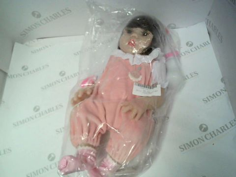 Lot 155 TOY DOLL WITH BOTTLE