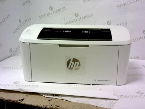 Lot 314 HP LASERJET PRO M15W PRINTER