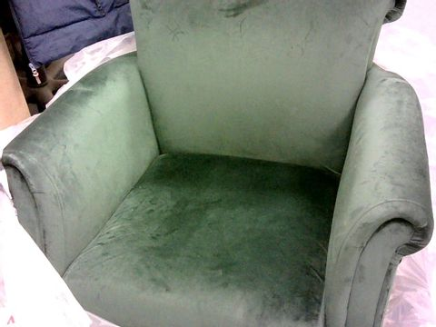 Lot 110  LUXOR CHAIR  RRP £379.00