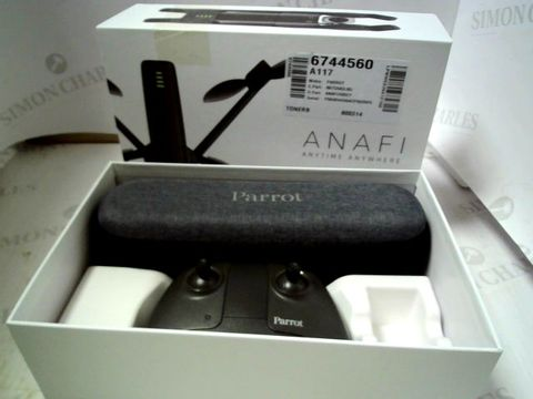 Lot 7299 BOXED PARROT ANAFI DRONE