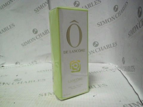 Lot 5061 BRAND NEW AND SEALED LANCOME O DE LANCOME EDT 75ML