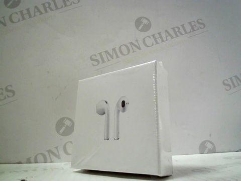 Lot 3158 BOXED TRUE WIRELESS EARPHONES
