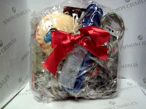 Lot 1056 DESIGNER DOG ACCESSORY HAMPER