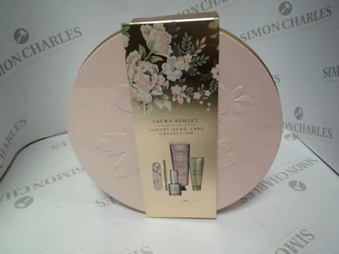 Lot 8123 LAURA ASHLEY - LUXURY HAND CARE COLLECTION