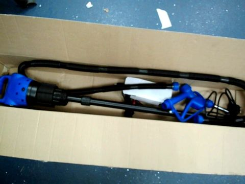 Lot 8704 LASER ELECTRIC DRUM PUMP- UK PLUG IN