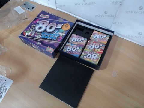 Lot 1058 80S BOARD GAME RRP £24.99