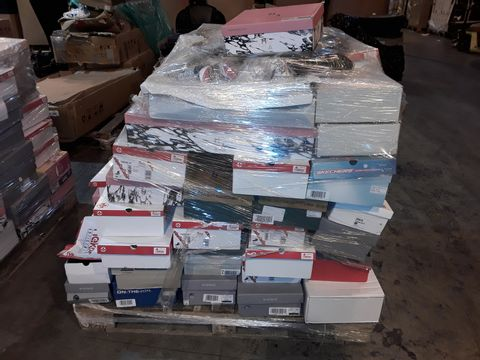 Lot 4011 PALLET OF APPROXIMATELY 115 PAIRS OF ASSORTED SHOES TO INCLUDE: