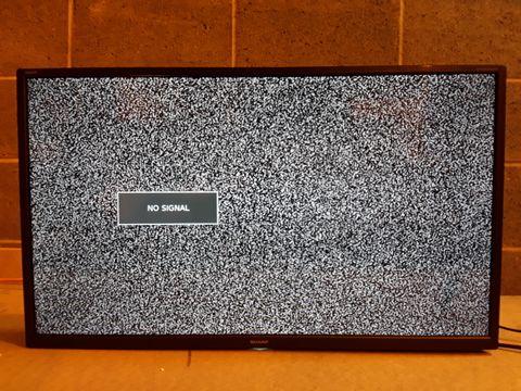 Lot 151 SHARP 1T-C32BB3IE1NB 32 INCH HD READY LED TV
