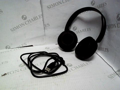 Lot 7089 JVC BLUETOOTH LIGHTWEIGHT HA-S31BT HEADPHONES