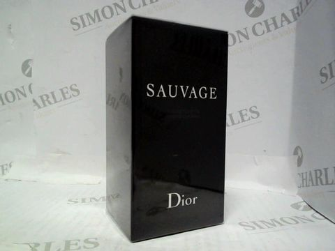 Lot 3017 BRAND NEW AND SEALED DIOR SAUVAGE EDT 100ML