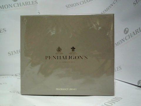 Lot 8090 PENHALIGONS - FRAGRANCE LIBRARY 5X10ML