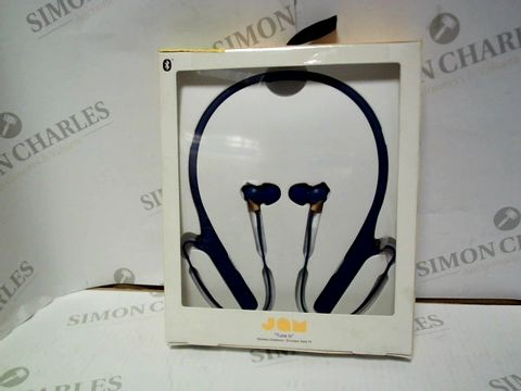 "Lot 478 BRAND NEW JAM ""TUNE IN"" WIRELESS HEADPHONES"