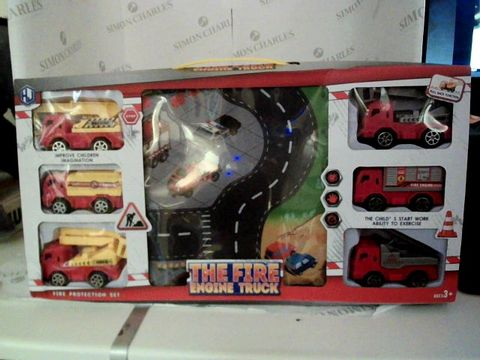 Lot 4804 THE FIRE ENGINE TRUCK