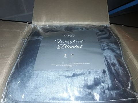 Lot 10010 COZEE HOME WEIGHTED BLANKET