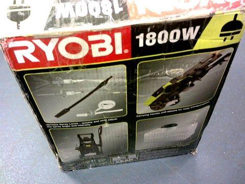 Lot 429 RYOBI 1800W PRESSURE WASHER