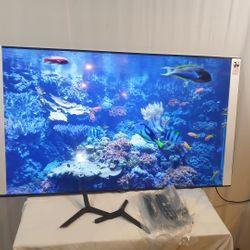 """Lot 1048 SAMSUNG 55"""" QE55Q60TAUXXU SMART 4K ULTRA HD HDR TV"""