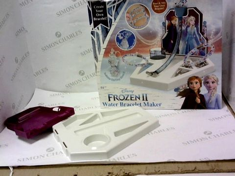 Lot 5477 DISNEY FROZEN 2 WATER BRACELET MAKER RRP £18.99