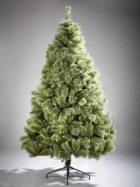 Lot 139 BOXED 7FT CASHMERE TIPS CHRISTMAS TREE RRP £125.00