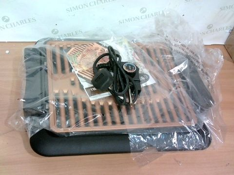 Lot 3372 GOTHAM STEEL COPPER NON-STICK ELECTRIC INDOOR GRILL