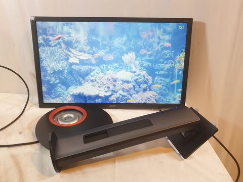 Lot 608 ACER XF240HBMJDPR 24 INCH FHD GAMING MONITOR