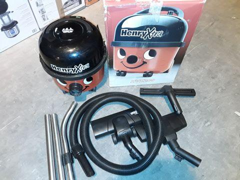 Lot 2564 NUMATIC INTERNATIONAL HENRY HVX200 HENRY EXTRA VACUUM CLEANER