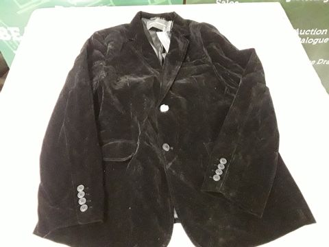 Lot 18 FRENCH CONNECTION BUTTON FRONT FORMAL JACKET IN BLACK - 44