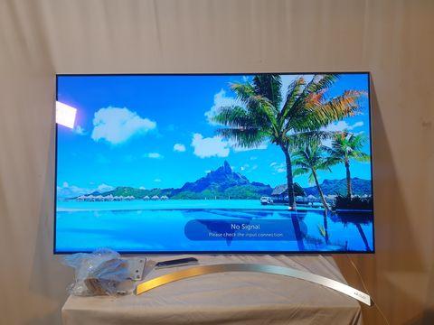 Lot 3 LG 55 INCH OLED55B7V-ES OLED 4K ULTRA HD PREMIUM SMART TV