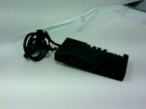 Lot 4191 CORSAIR COMMANDER  RGB LIGHTING CONTROLLER