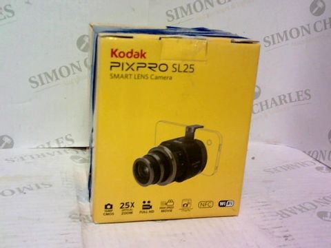 Lot 968 KODAK SL25 SMART LENS CAMERA - BLACK