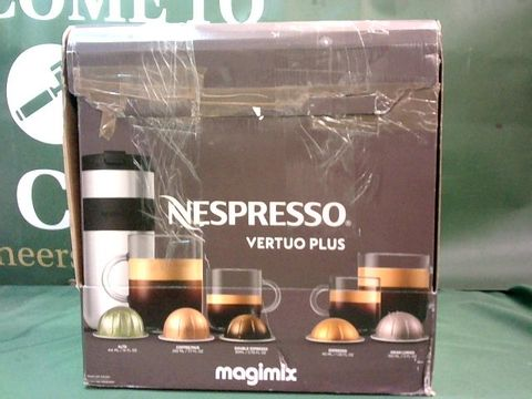 Lot 9024 NESPRESSO VERTUO PLUS, BY MAGIMIX