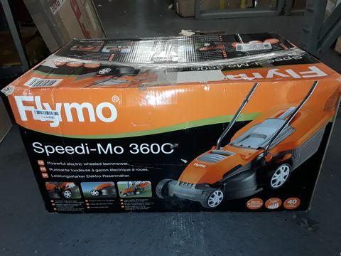 Lot 2281 FLYMO SPEEDI-MO 360C LAWNMOWER