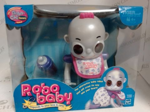 Lot 17157 ROBO BABY - INTERACTIVE BABY ROBOT