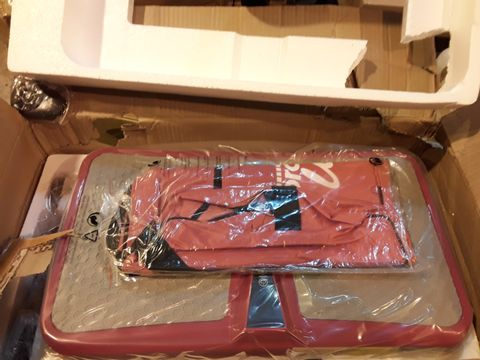 Lot 8033 VIBRAPOWER LIFE EXERCISE MACHINE - RED