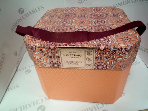 Lot 8136 SANCTUARY SPA - CELEBRATION HAMPER