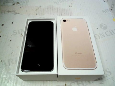 Lot 341 BOXED APPLE IPHONE 6S (A1688) SMARTPHONE - CAPACITY UNKNOWN