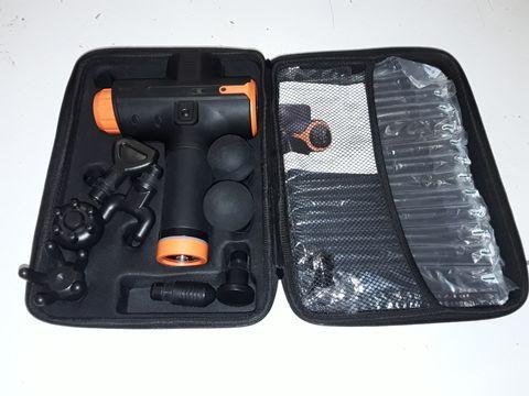 Lot 1295 MASSAGE GUN DEEP TISSUE, ABASK MASSAGER GUN