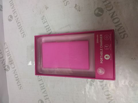 Lot 2110 BRAND NEW BOXED GOJI 2500MAH PORTABLE CHARGER