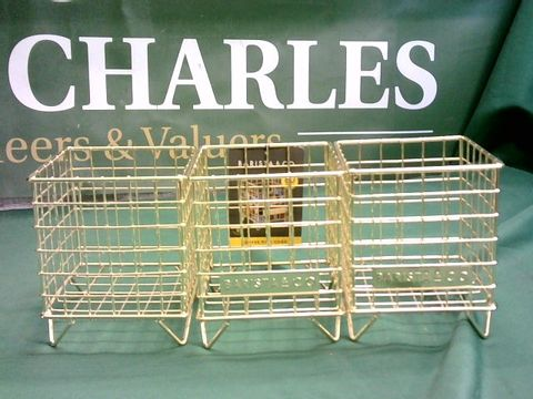 Lot 1071 BARISTA & CO COFFEE POD CAGE