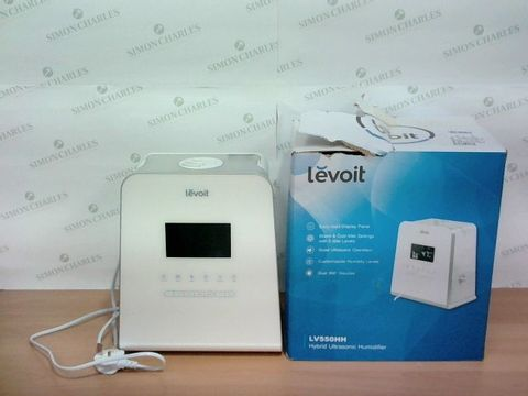Lot 1452 LEVOIT HUMIDIFIERS FOR BEDROOM 5.5L