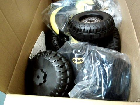 Lot 15093 BATMAN 6V RIDE ON MINI QUAD RRP £150.00